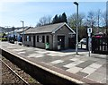 SX1059 : Lostwithiel railway station by Roger Cornfoot