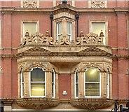 SE3033 : County Arcade complex, Leeds, 59 Vicar Lane by Alan Murray-Rust
