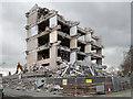 SD8010 : Demolition of Police Station (April 2018) by David Dixon