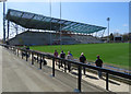 SE2735 : Headingley: a new stand at the rugby ground by John Sutton
