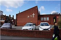 SE3320 : Salvation Army Church, Zetland Street, Wakefield by Ian S