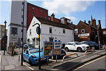 SE3320 : The Old Vicarage, Zetland Street, Wakefield by Ian S