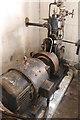 SU4924 : Twyford Pumping Station - steam generator set by Chris Allen
