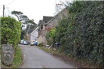 SX8157 : Church Close by N Chadwick