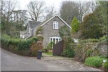 SX8157 : Ashprington Grange by N Chadwick
