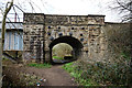 SE3017 : Railbridge over the River Calder by Ian S