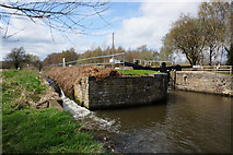 SE3017 : Top Lock on the Calder & Hebble Navigation by Ian S