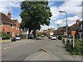 SP2865 : Newburgh Crescent, The Cape, Warwick by Robin Stott