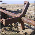 HY6545 : Corrosion of the stonebreaker by Richard Webb