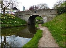 SJ8512 : Tavern Bridge No 19 by Mat Fascione