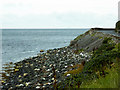 D2725 : Antrim Coastline east of Waterfoot by David Dixon