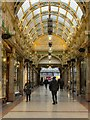 SE3033 : County Arcade, Leeds by Alan Murray-Rust