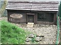 ST8043 : Tortoise cabin at Longleat by Jonathan Hutchins
