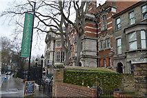 TQ3376 : South London Art Gallery by N Chadwick