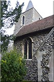 TR2157 : Church of St Vincent by N Chadwick