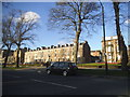 SE3055 : Terrace of houses on West Park, Harrogate by David Howard