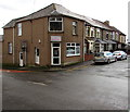 ST1499 : Jodie's Hair Boutique on a Bargoed corner by Jaggery