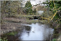 TR2158 : The Nailbourne by N Chadwick