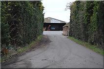 TR2158 : Barn, Reynolds Place by N Chadwick