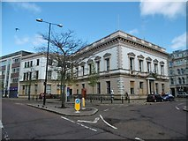 J3374 : Belfast, Old Exchange by Mike Faherty