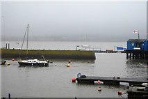 SX9781 : Starcross Harbour by N Chadwick