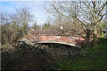 TQ2065 : Tolworth Court Bridge by N Chadwick