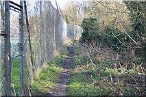 TQ2065 : London Loop by N Chadwick