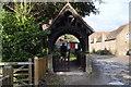 TQ2166 : Lych gate by N Chadwick