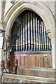 SK8816 : Organ, Ss Peter & Paul church, Market Overton by Julian P Guffogg