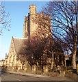 NZ3181 : St Cuthbert's Church, Blyth by Bill Henderson