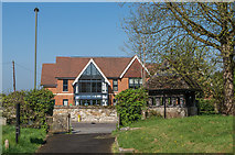 TQ2550 : St Mary's Church Centre by Ian Capper