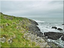 C9444 : Aird, Giant's Causeway 2) by Mike Faherty
