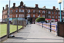 NS3321 : Lane to Smith Street, Ayr by Billy McCrorie