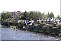 NS3421 : Millbrae Car Park, Ayr by Billy McCrorie