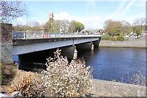 NS3421 : Victoria Bridge, Ayr by Billy McCrorie
