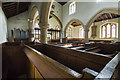 SK8500 : Interior, St Mary's church, Ayston by J.Hannan
