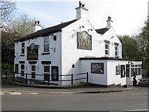 NZ1164 : Fox & Hounds, Main Road, Wylam by Andrew Curtis