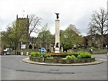 SD9951 : Skipton War Memorial by G Laird