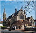 TV6098 : Church of Our Lady of Ransom, Eastbourne by Julian Osley