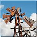 NH6252 : Derelict Wind Pump by valenta