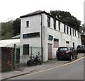 ST2390 : Former Lexon Group premises, Park Road, Risca by Jaggery