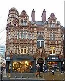 SE3033 : 1 Lands Lane, Leeds by Alan Murray-Rust