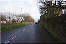 SE1220 : Pinfold Lane at Ridge End Farm by Ian S