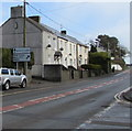 SN4201 : Directions sign alongside the A484 Dan Lan Road, Pembrey by Jaggery