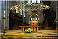 SO5039 : Interior of Hereford Cathedral by Philip Halling