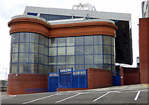NS5564 : Ibrox Stadium by Thomas Nugent
