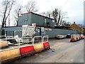 ST6954 : Hazardous waste station, Nelson Ward Drive, Radstock by Christine Johnstone