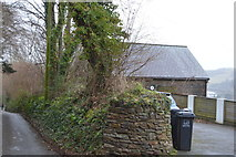 SX8059 : House on Totnes Down Hill by N Chadwick