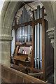 SK8902 : Organ, Ss Peter & Paul church, Wing by Julian P Guffogg