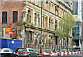 J3373 : Bedford Square (Ewarts site), Belfast (April 2018) by Albert Bridge